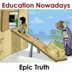 Present Education System In India