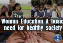 Woman education