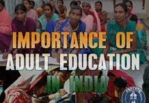 Importance od adult education