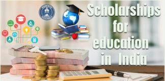 Scholarships for education