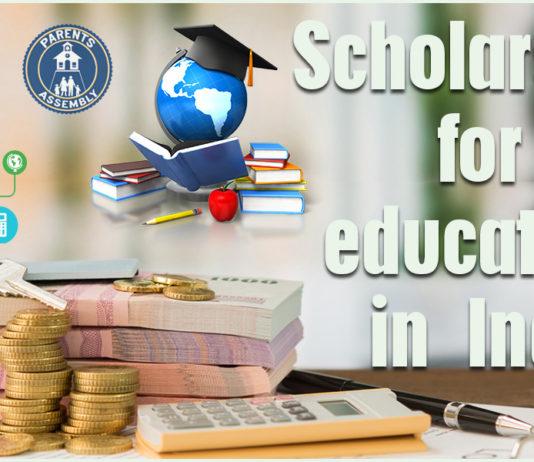 Scholarships for education