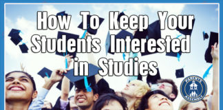 students interested in studies