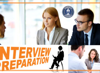 Preparation for interview