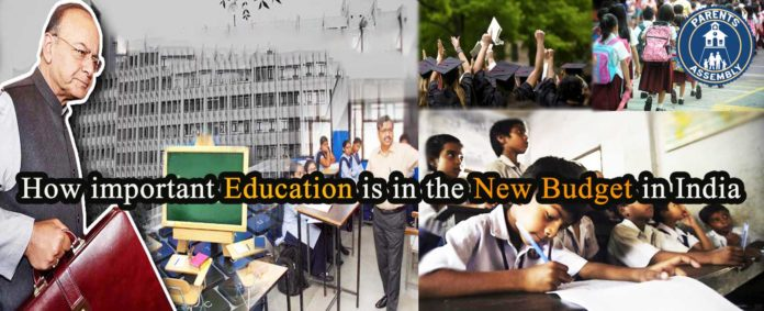 Budget And Education